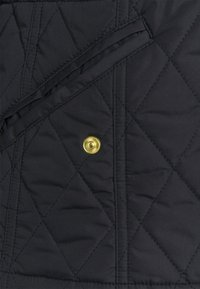 Barbour - MILLFIRE QUILT - Light jacket - navy/hessian - 4