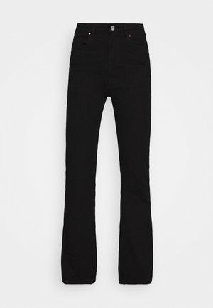 ORIGIINAL - Široké džíny - black