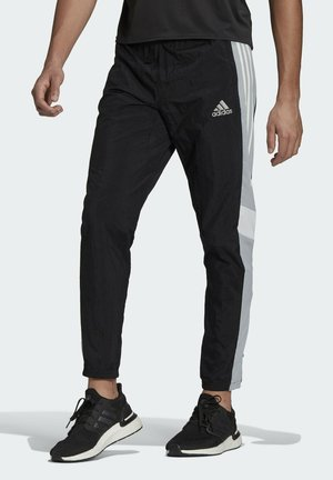 TRACKSUIT BOTTOMS - Pantalon de survêtement - black