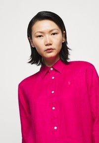 Polo Ralph Lauren - PIECE DYE - Button-down blouse - sport pink - 3
