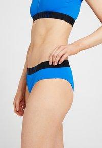 Calvin Klein Swimwear - INTENSE POWER HIPSTER - Bikini bottoms - duke blue - 5