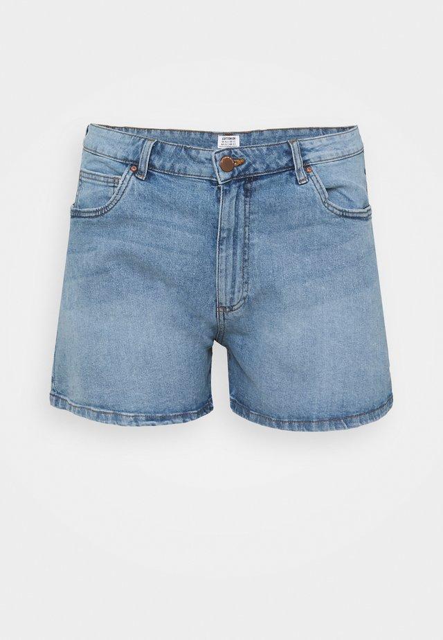 Jeansshorts - jetty blue