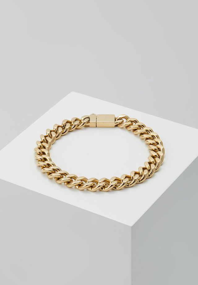 KICKBACK - Bracelet - gold-coloured
