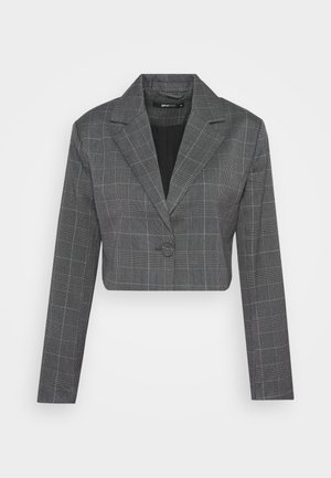 KYLIE CROPPED - Blazer - grey