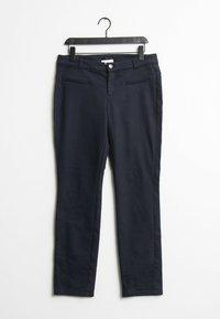 comma - Trousers - dark blue - 0