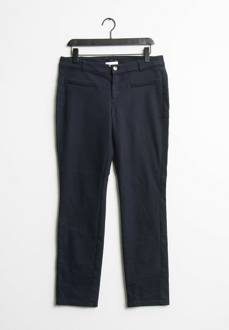 comma - Trousers - dark blue