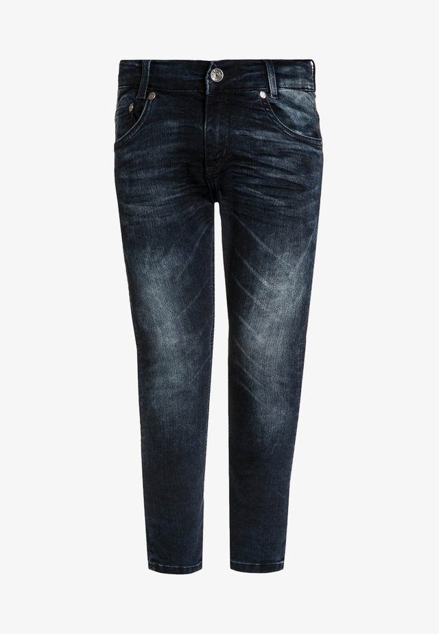 5 POCKET ULTRA - Jeans Skinny Fit - blue denim