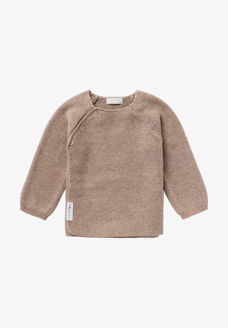 Noppies - PINO - Sweatshirt - taupe melange