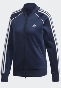 adidas Originals - PRIMEBLUE SST TRACK TOP - Training jacket - blue - 11