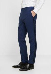 Jack & Jones PREMIUM - JPRSOLARIS SINATRA TUX SUIT SUPER SLIM FIT - Kostym - medieval blue - 4