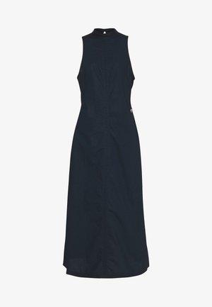 UTILITY LONG  - Maxi dress - mazarine blue