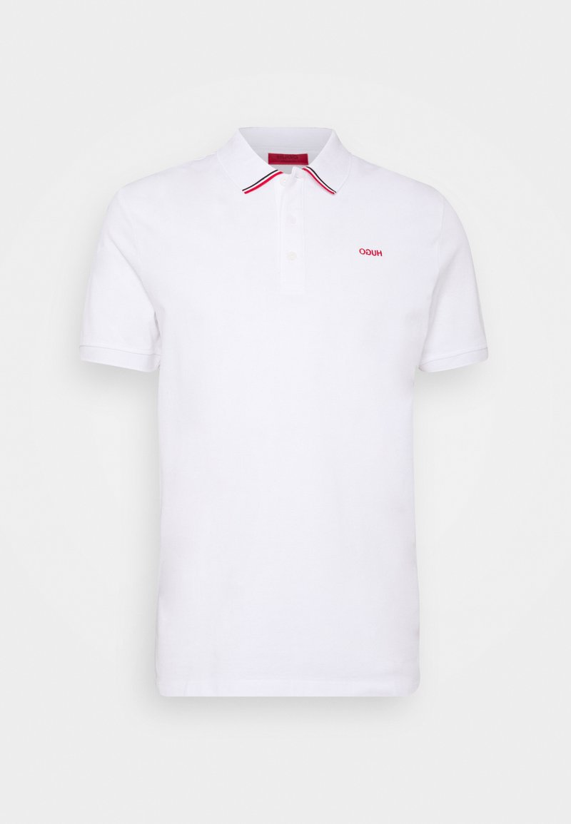 HUGO - DARUSO - Polo shirt - white