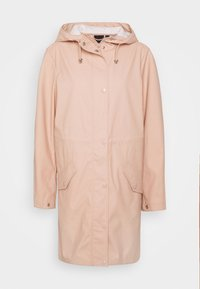 VMFRIDAYMUSIC COATED JACKET - Parka - mahogany rose