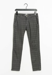 PLEASE - Trousers - grey - 0