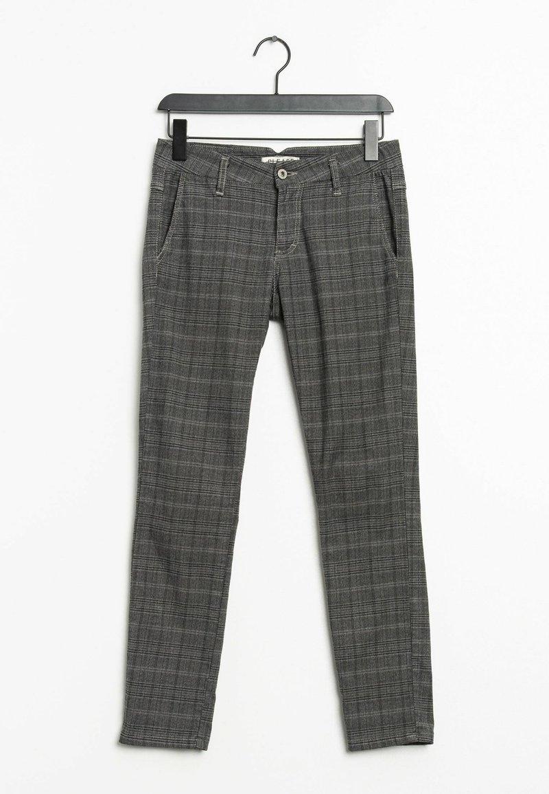 PLEASE - Trousers - grey