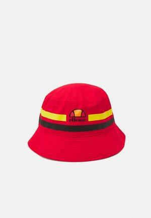 LANORI BUCKET HAT UNISEX - Kapelusz - red/black
