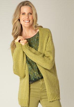 Vest - olive green