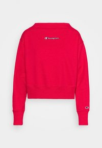 Champion - HIGH NECK ROCHESTER - Sudadera - red - 5