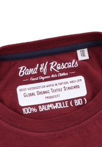 Band of Rascals - Print T-shirt - red - 2