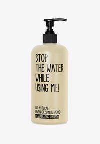 STOP THE WATER WHILE USING ME! - SHAMPOO - Shampoo - lavender sandalwood regenerating - 0
