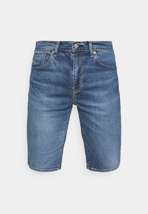 405 STANDARD  - Denim shorts - punch line real calling short