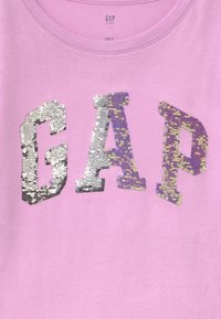 GAP - GIRL BETTER LOGO - Camiseta de manga larga - purple rose - 2