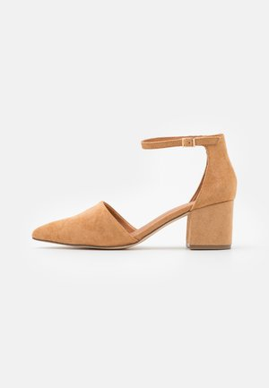 BIADIVIVED  - Classic heels - camel