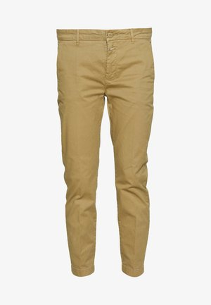 JACK - Chino kalhoty - fennel