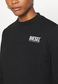 Diesel - VICTORIAL - Sweatshirt - black - 4