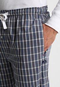 TOM TAILOR - Pyjama bottoms - blue-dark-check - 5