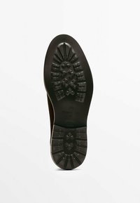Massimo Dutti - Lace-up ankle boots - brown - 2