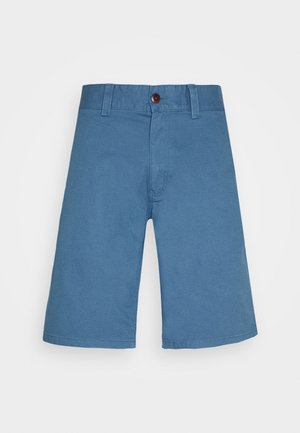 DOBBY CHINO - Shorts - audacious blue