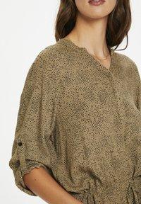 Soaked in Luxury - SL ZAYA  - Day dress - scattered dot print elmwood - 3