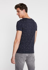 Alpha Industries - STARRY - T-shirt con stampa - rep blue - 2