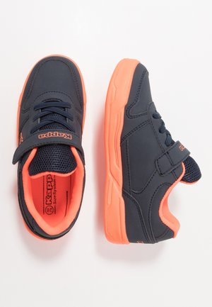 DALTON ICE - Sports shoes - navy/coral