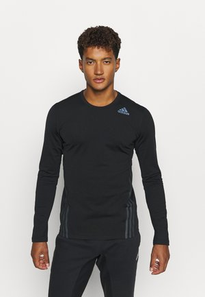 AERO - Sports shirt - black