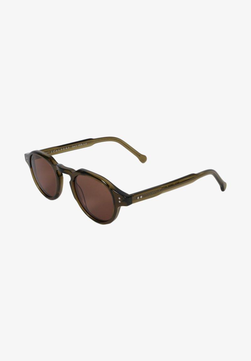 Scalpers - SINTRA  - Sunglasses - green