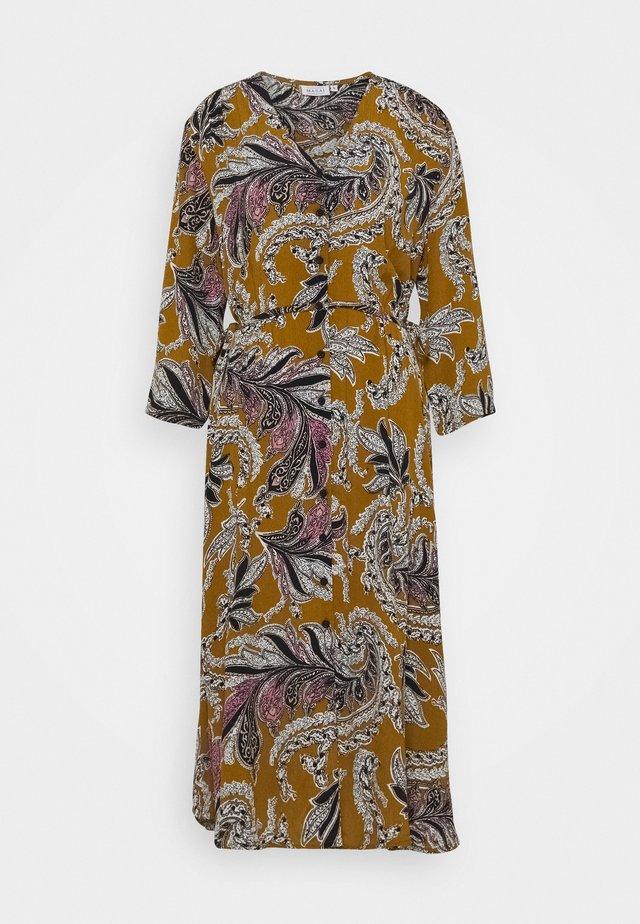 NINI - Korte jurk - tapenade