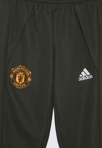 adidas Performance - MANCHESTER UNITED AEROREADY FOOTBALL PANTS - Club wear - olive - 2