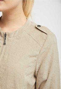 DreiMaster - Summer jacket - sand - 3