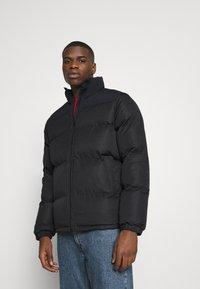 Converse - Winter jacket - mono black - 0