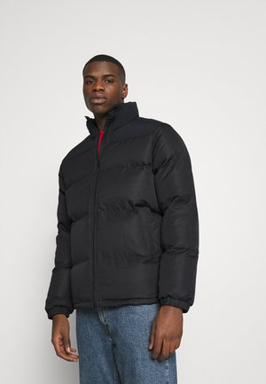 Winter jacket - mono  black