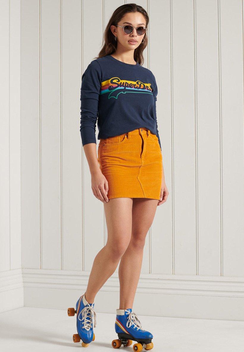 Women VINTAGE LOGO CALI - Long sleeved top