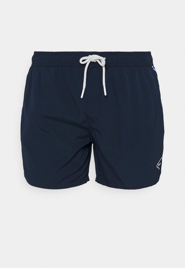 Surfshorts - prussian blue