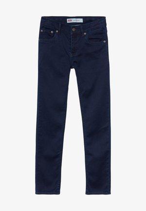 510 KNIT JEAN - Vaqueros pitillo - dark blue
