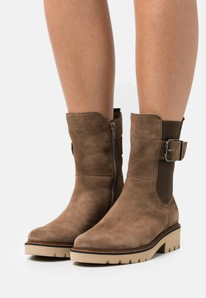 Classic ankle boots - farro