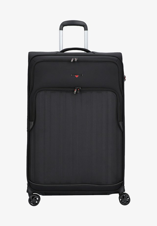PROFILE PLUS  - Wheeled suitcase - black