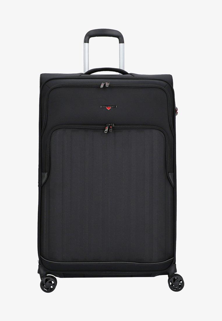 Hardware - PROFILE PLUS  - Wheeled suitcase - black