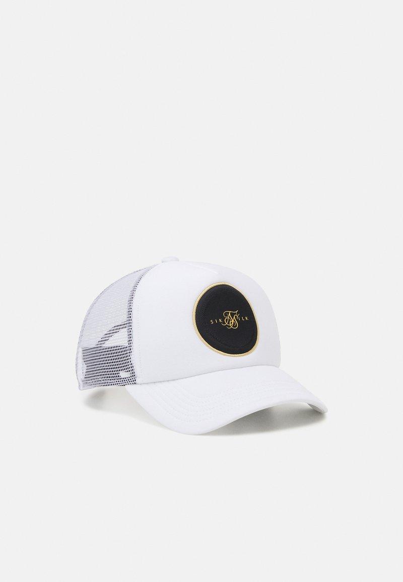 SIKSILK - FOAM TRUCKER - Cap - white
