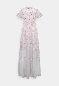 Needle & Thread - ELSIE RIBBON GOWN - Společenské šaty - crystal blue - 6